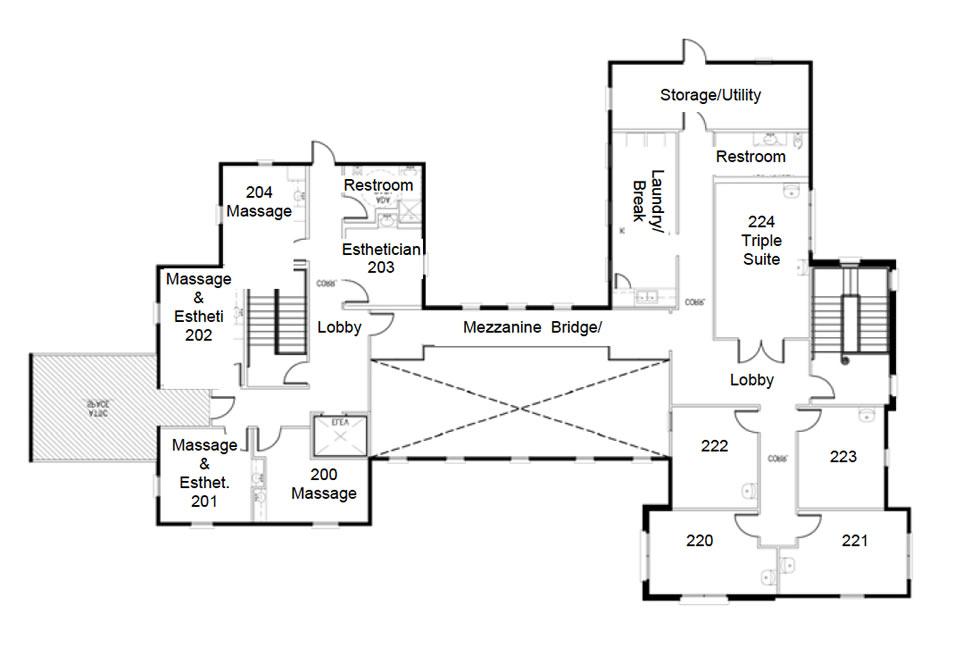 Second Full Floor
